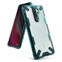 Ringke Fusion X Durable кейс за Xiaomi Redmi Note 8 Pro Green
