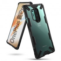 Ringke Fusion X Durable кейс за Oneplus 8 Pro Black