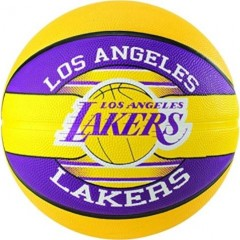 Spalding NBA Team LA Lakers Ball 83585Z